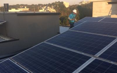Cinco mil brasileiros já geram a própria energia em casa