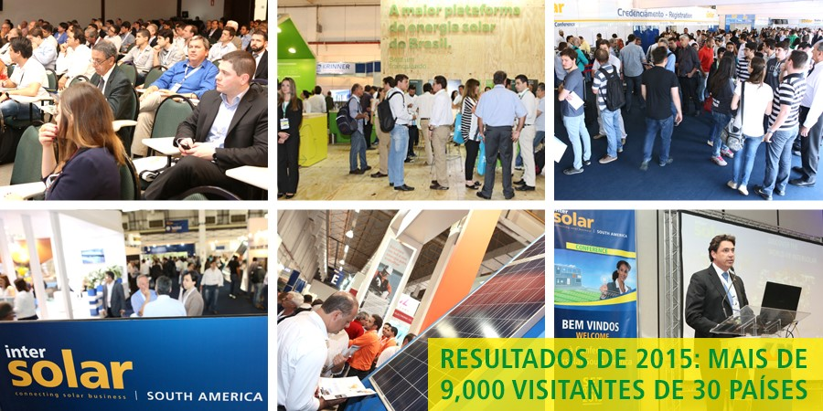 JUNTE-SE A INTERSOLAR SOUTH AMERICA!