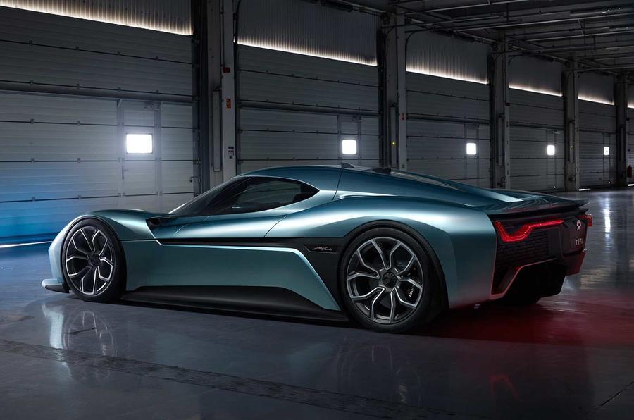 Chineses criam o carro elétrico mais rápido do mundo