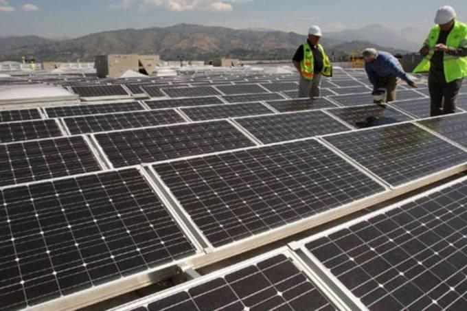 Energia solar emprega duas vezes mais do que carvão EUA