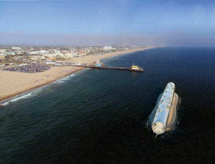 Tubulação movida a energia solar transforma 1,5 bilhões de galões de água do mar em potável
