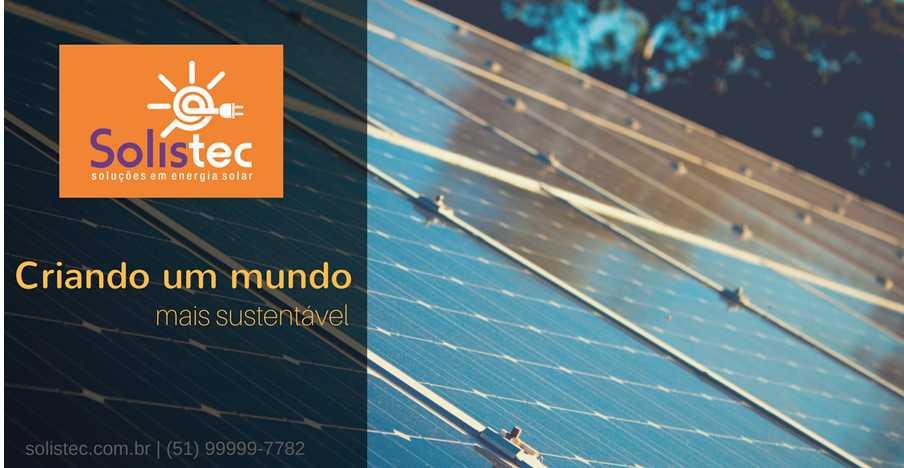 Geração de energia própria – Solar Fotovoltaica, uma realidade