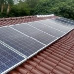 Placas de energia solar - Eldorado