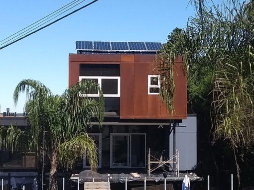 Projeto de imóvel com ações sustentáveis