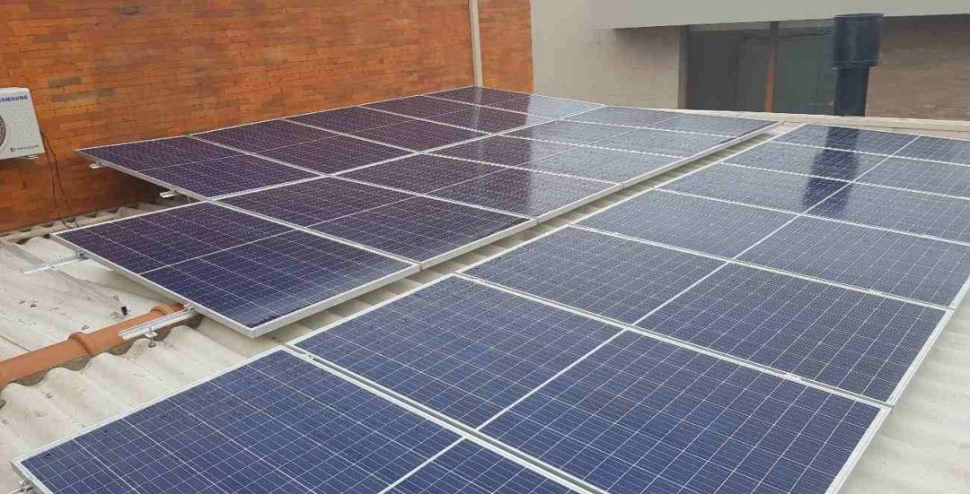 Painel Solar Fotovoltaico1 Residencial Toscana