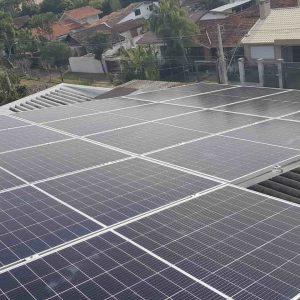 Placa Solar Projeto Ipanema