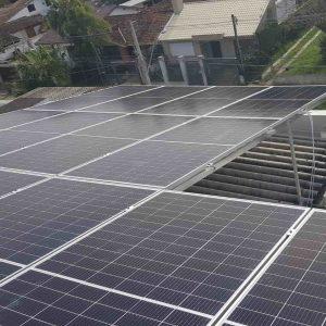 Placa Solar 1 Projeto Ipanema