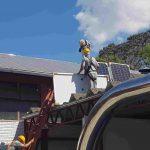 Instlando Placa Solar - Mecanica Total
