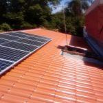 Telhado Placas Solar - Projeto Zona Sul POA