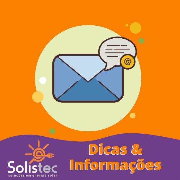 Dicas e Informações - Informativo Solistec