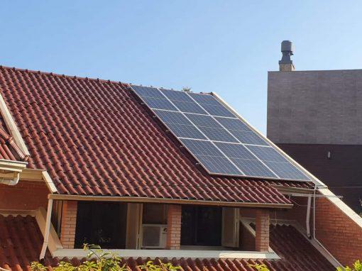 Energia Solar Residencial – Zona Sul – Porto Alegre/RS