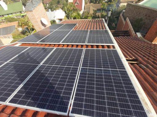 Sistema de Energia Solar Residencial 7,4 kWpico