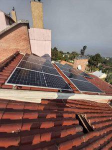 sistema de energia solar residencial 7.4kWpico 2