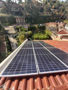 sistema de energia solar residencial 7.4kWpico 1